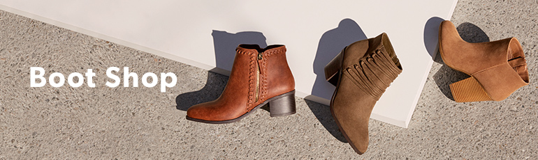 Boots Booties For 2019 Justfab Boot Shop