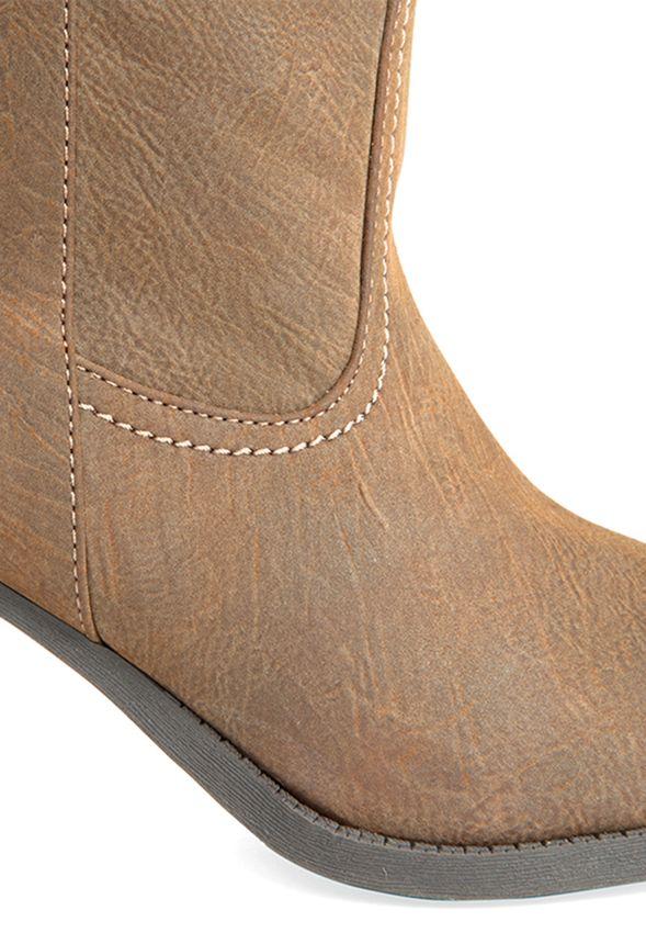 Chaussures Karsta en Marron - Livraison gratuite sur JustFab f7ca8466d8b