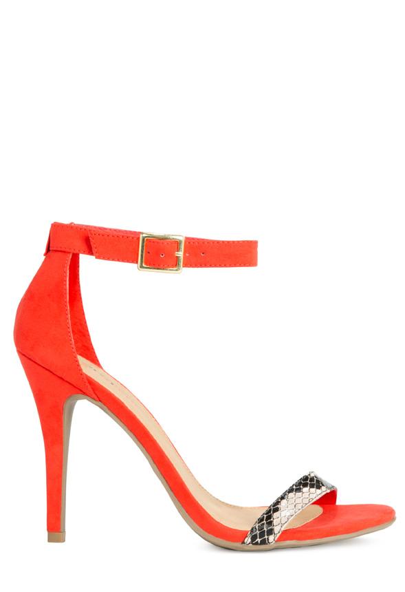 Chaussures Berenice en en en Corail Livraison gratuite sur JustFab 24b949