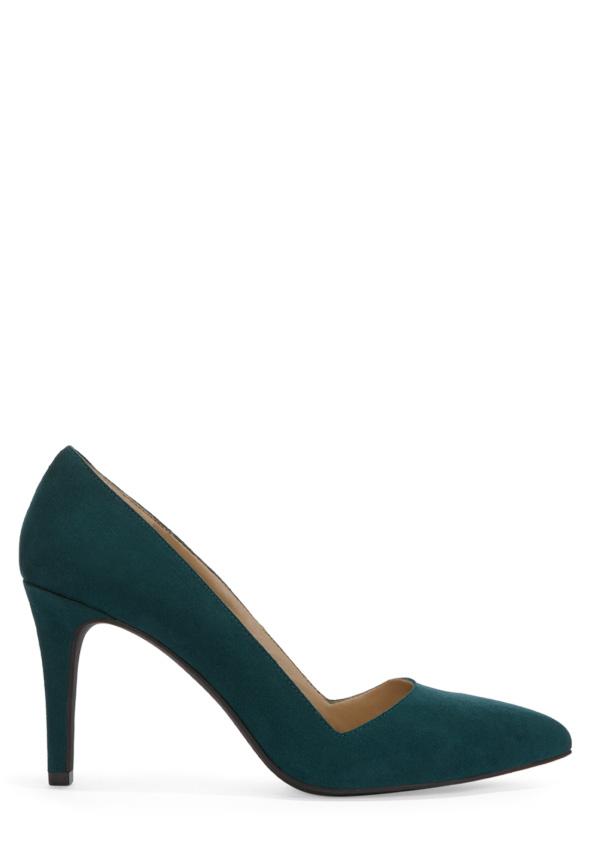 chaussures vertes femme escarpins