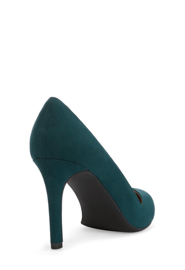 Grazia Chaussures Livraison Emeraude Vert Gratuite En Justfab Sur UvxvHdf