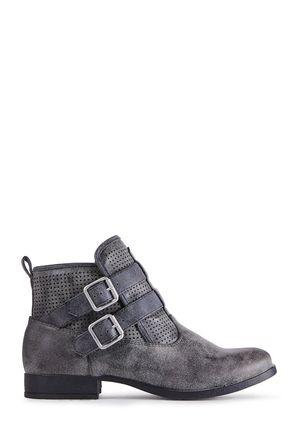 eb8b6e0e4786 Flat Ankle Boots for women