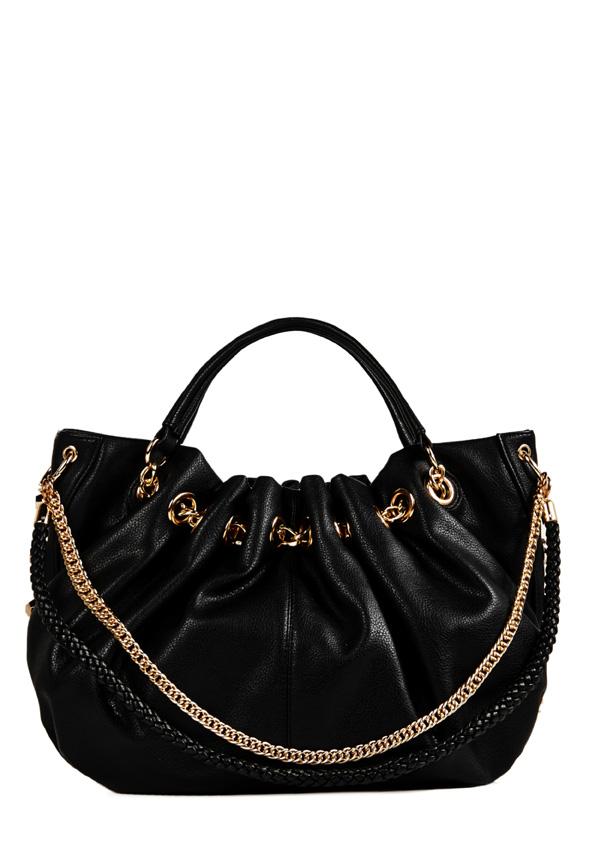 a0eb206aca418 Brigade Handtaschen in Schwarz - günstig online kaufen im JustFab Shop  Deutschland