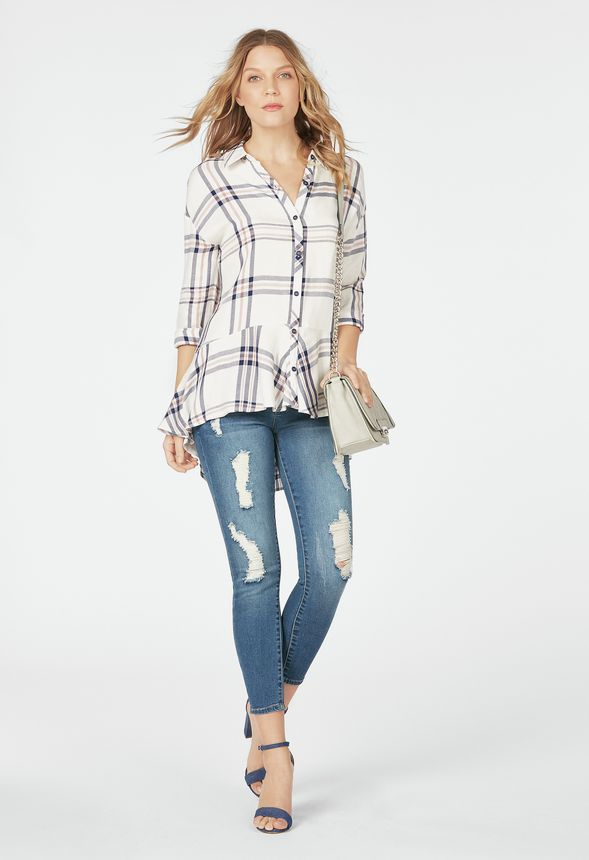 4d80ac1c Plaid Patrol Outfit Bundle in - Get great deals at JustFab