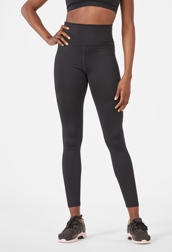 9568b5720454c High Waisted Active Legging Clothing in Black - Get great deals at JustFab