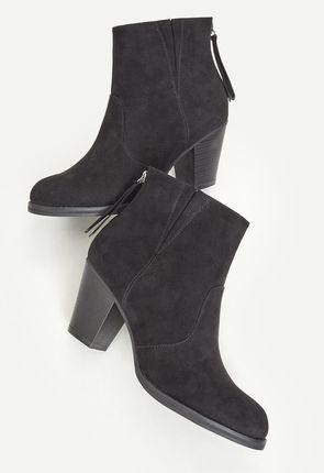 33f424e0af40b2 Aniyah Schuhe in Schwarz - günstig online kaufen im JustFab Shop ...