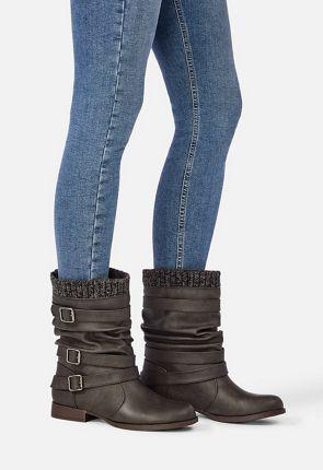 9718557e605 Nafise Boots med mudd Nafise Boots med mudd