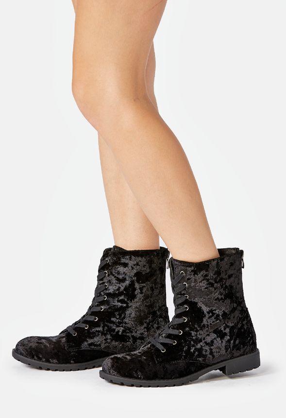 fc37640f Zapatos Botines Layney en Negro - Envío gratuito en JustFab