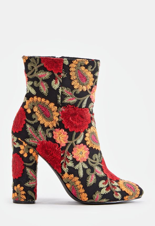 0fc8d77013 Marguerite Bootie Shoes in Multi - Get great deals at JustFab