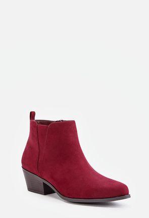 Shoppa Chunky Ankle Boots Med Klack för låga priser online  a4acea127e358