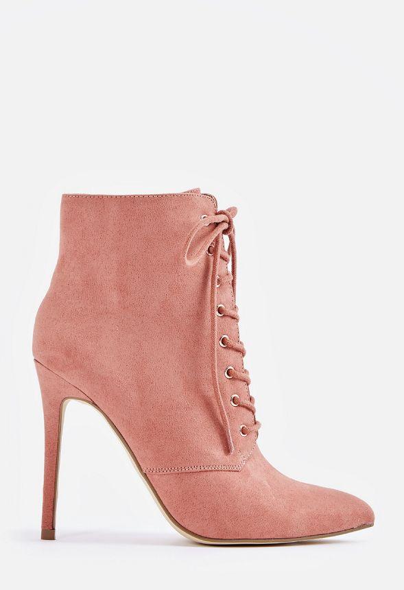 Chaussures Merel Bootie en Rosa ancien - Livraison gratuite sur JustFab 47b08c1e60eb