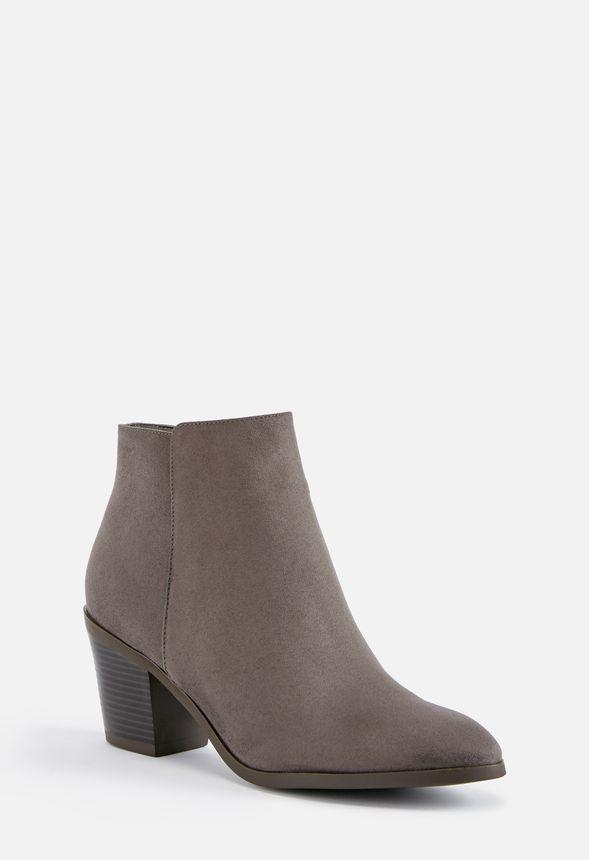 Western Wanderlust Stiefelette Schuhe in Grau günstig