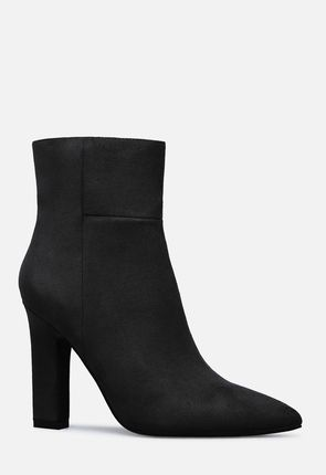 Shoppa Ankle Boots Med Klack för låga priser online  97e1d079f85e9