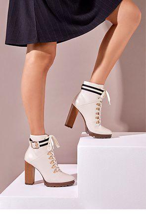 Bottes et bottines pour femme | 75 % pour les nouveaux VIP