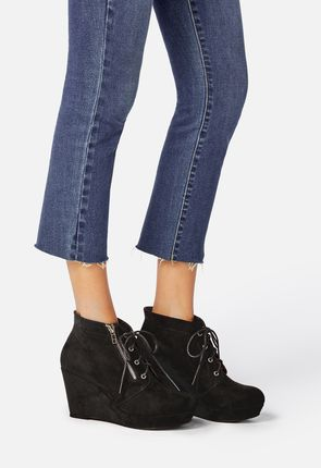bd358a720fb9 ... Ofelia Wedge Lace-Up Ankle Boot