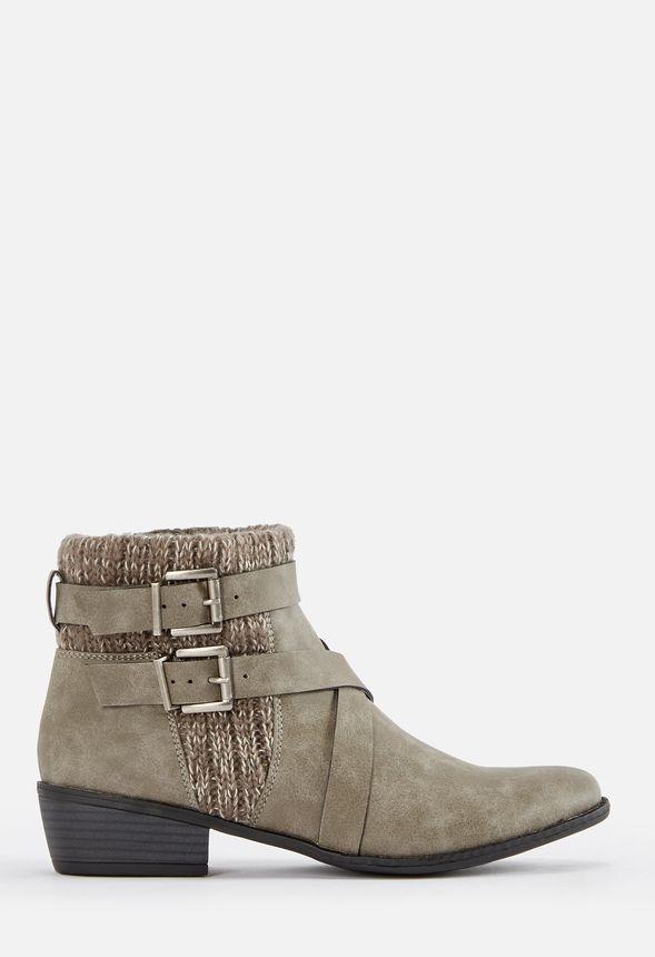 Lynna Stiefelette Schuhe in Grau günstig online kaufen im