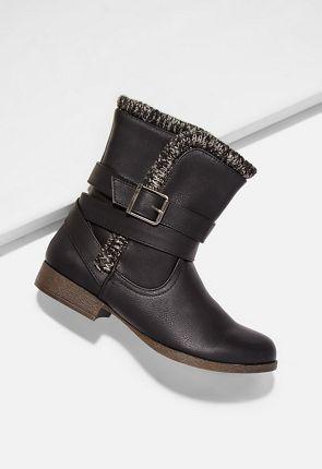 c1f602fc5a7 Shoppa Boots för låga priser online | 75% VIP-rabatt* | JustFab Shop