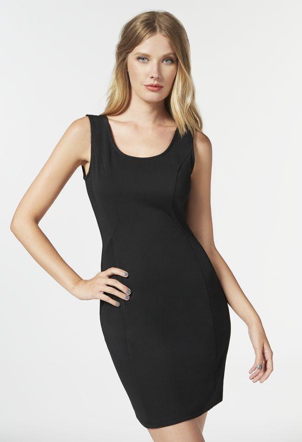 strappy back dress kleidung in schwarz g nstig kaufen. Black Bedroom Furniture Sets. Home Design Ideas