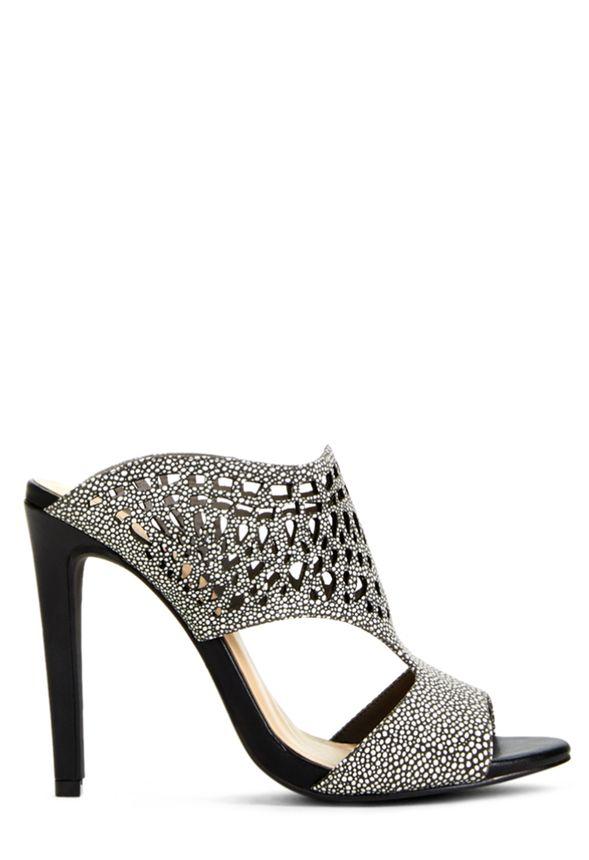 77dd5816729 Chaussures Kody en Noir Blanc - Livraison gratuite sur JustFab