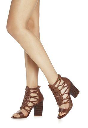 Chaussures JF Morana en Nude - Livraison gratuite sur JustFab