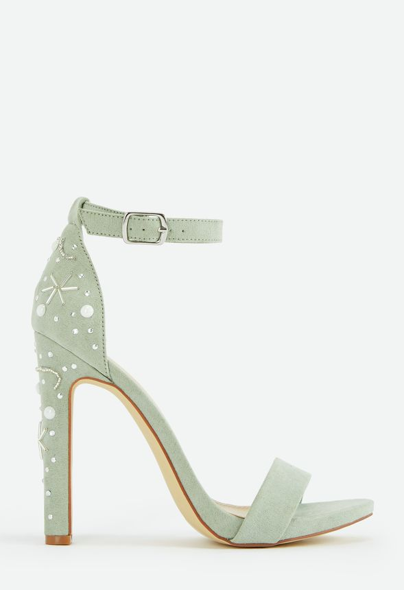 Chaussures Sandales à talons Kati en Imprimé militaire
