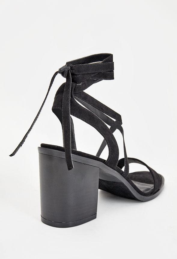 Livraison Gratuite Noir Chaussures Sur En Nerity Justfab qwtTwRvZn