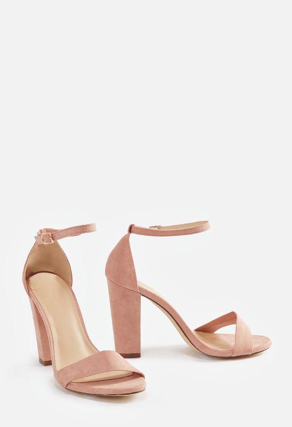 Chaussures Sandales à talons Makemba en Noir Livraison