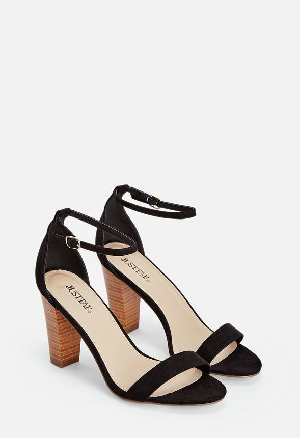 Masha Shoes in Black - Get great deals at JustFab