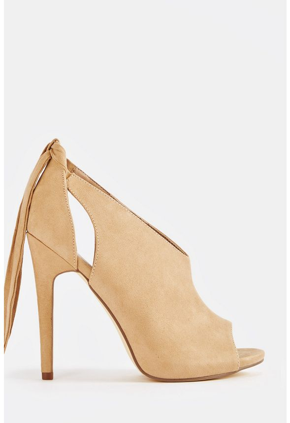 Chaussures Sandales à talons Amelia en Nude Livraison