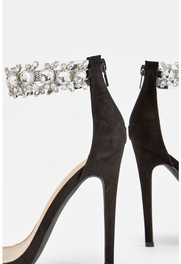 Sydney Dress Sandal Schuhe in Schwarz günstig online