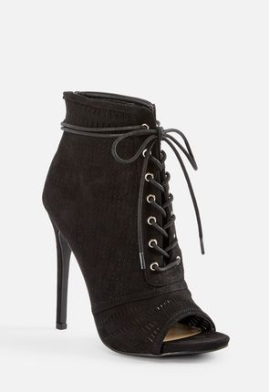 55915939b3b Dancing Queen Lace-Up Heeled Sandal ...