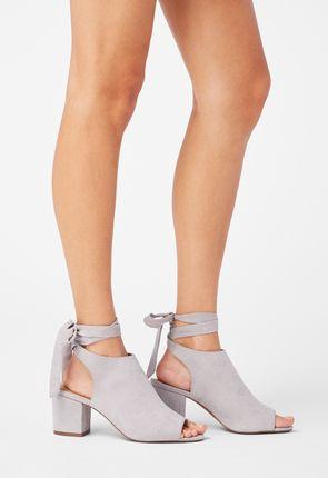 82a389861e4 Take My Number Block Heeled Sandal ...