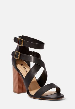 b5b2b573f24 Amelia Strappy Heeled Sandal ...