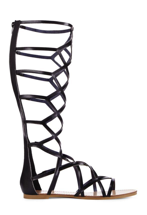 Chaussures Megara en Noir Livraison gratuite sur JustFab