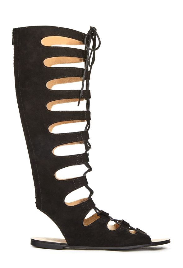 Funtasma Roman Warrior Gladiator Black Sandals 8 9 10 11 12 13 14