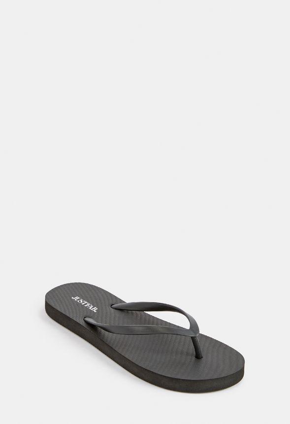 new styles b2528 e7cef Tilda Flip Flop Schuhe in Schwarz - günstig online kaufen im ...