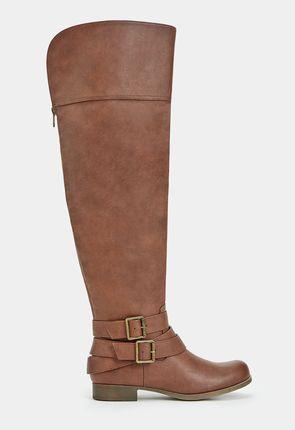 Shoppa Platta Boots för låga priser online | 75% VIP rabatt