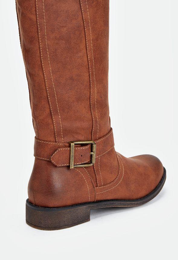 fb8fa9fe0ca Vani Shoes in Cognac - Get great deals at JustFab