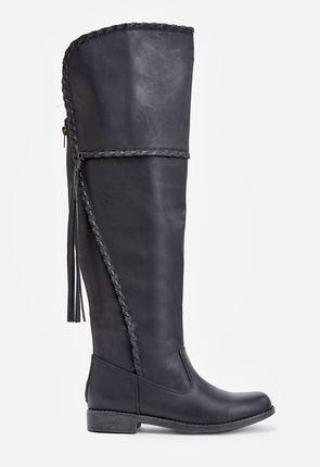 52644d23049 Shoppa Boots Med Fransar för låga priser online | 75% VIP-rabatt ...