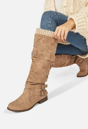 62354b400b4 Wide Calf Boots for women | 75% off your first item! | Buy online ...