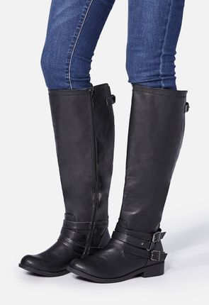 c4372c7b0 Henna Flat Boot Henna Flat Boot