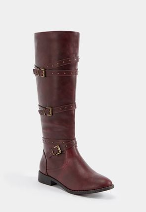 830d2888f70 Køb Støvler med ekstra skaftvidde billigt online | -75% VIP-rabat ...