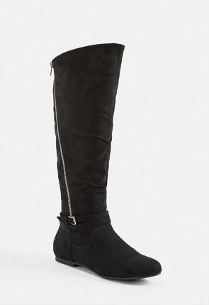 28d6895aa9c Dionna Asymmetric Riding Boot ...