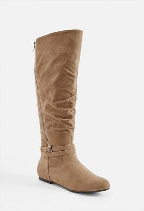 61e940f8b467 Dionna Asymmetric Riding Boot ...