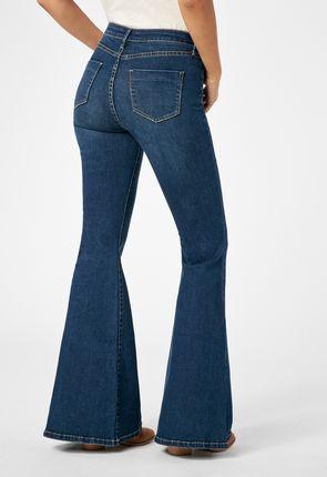 198df8016460b Acheter des Jeans Évasés à des prix accessibles en ligne | -75% pour ...