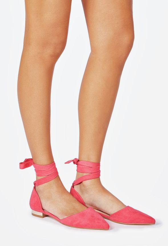 les ventes chaudes bdbe4 cc827 Chaussures Sandales plates Girl's Day avec liens à nouer en ...