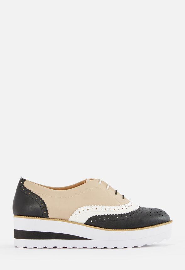 c55aaec37 Chaussures Richelieu Minnie en Noir Multi - Livraison gratuite sur ...