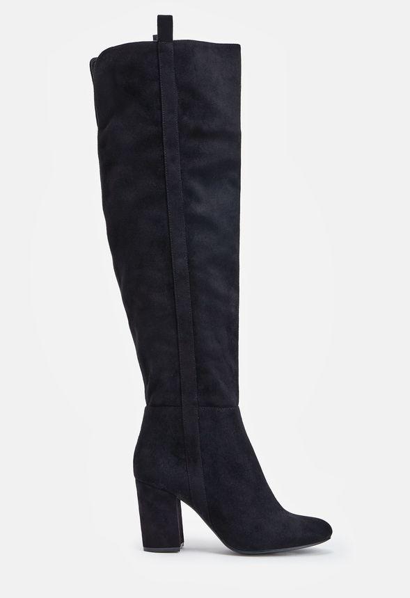 6405b6fdd Zapatos Balbina en Negro - Envío gratuito en JustFab