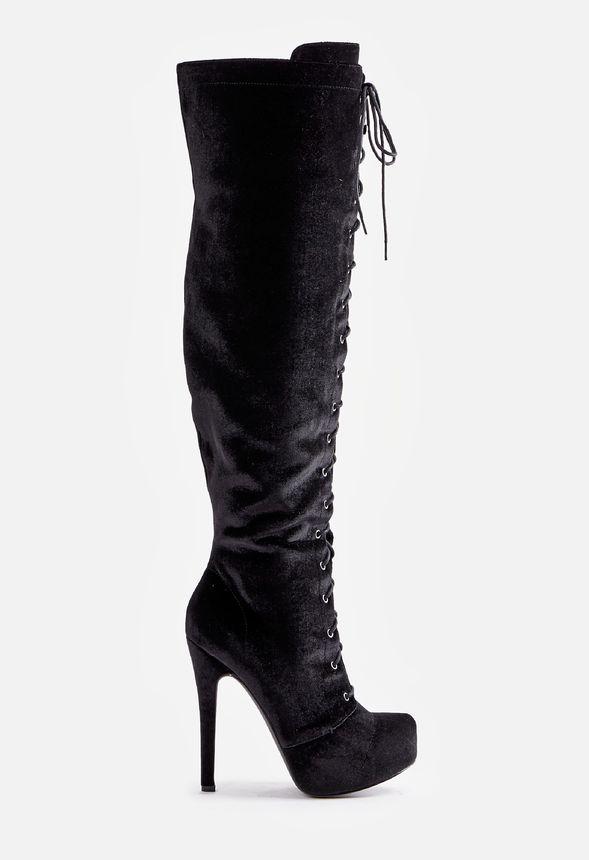 Dashiella Shoes In Black Get Great Deals At Justfab