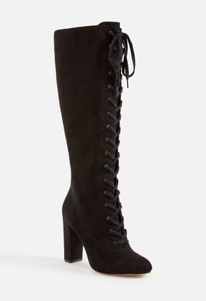 a06f4b23110 Ardenne Lace-Up Heeled Boot ...